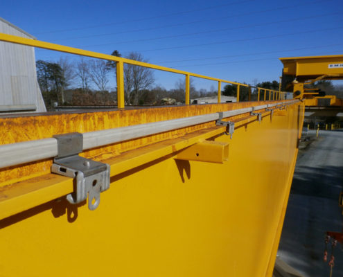 Crane Rail Heating Thermal Flex Systems