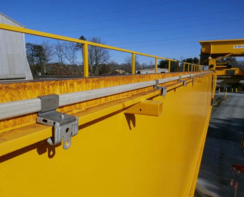 Crane Rail Heating - Thermal Flex Systems